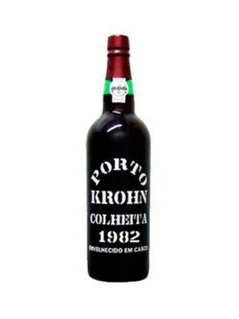 Krohn Porto Colheita 1982 750ml